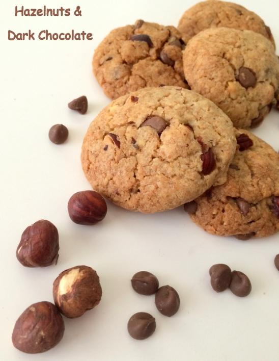 hazelnuts & dark chocolate